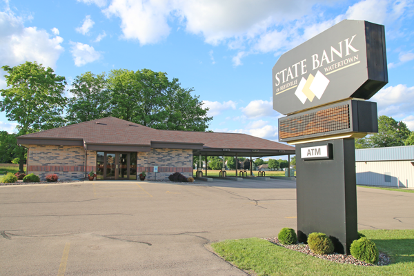Bank Watertown Location